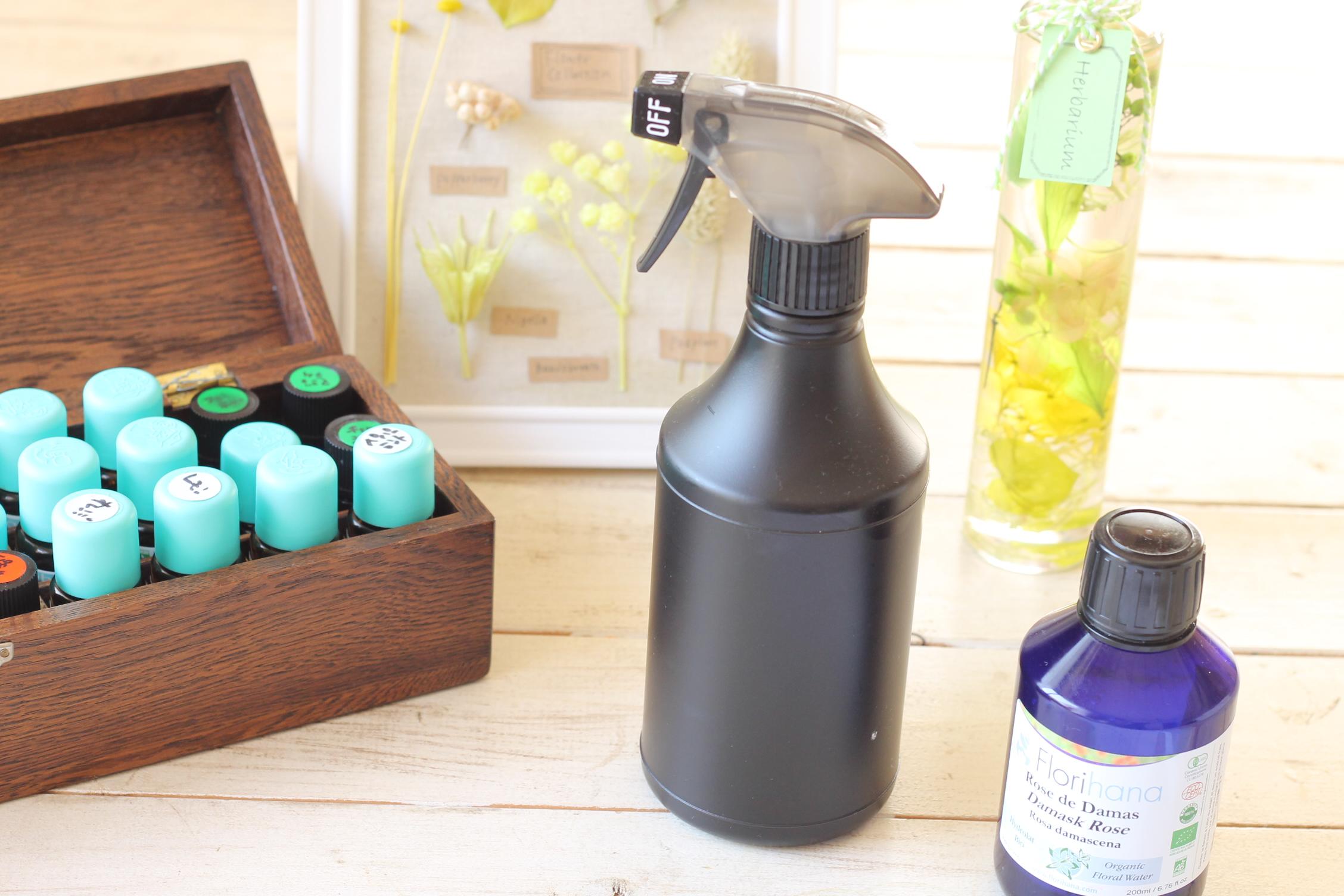 アロマレッスンレポ♪気分転換や集中力をアップしたいときの香りって?