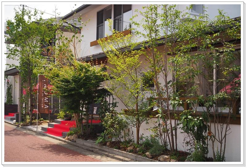 ガーデンセラピーの庭作り|立見建設高崎展示場INOMA【施工例】