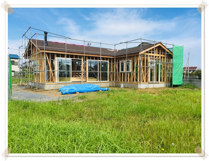 ガーデンセラピーの庭と家教室