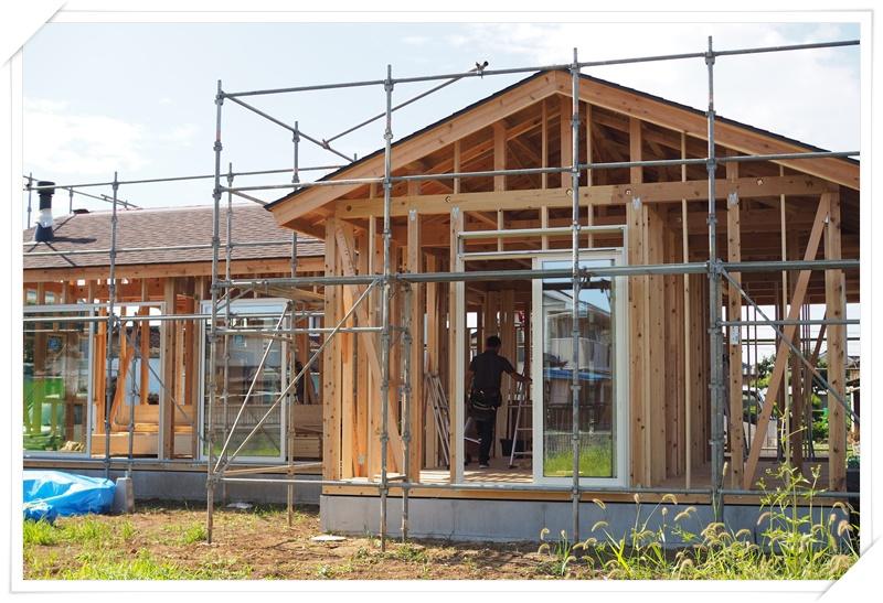 ガーデンセラピーができる庭と家づくり