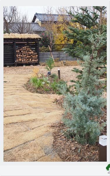 庭作り熊谷市ナチュラルガーデン