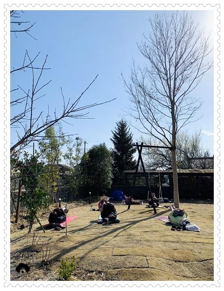 花音の森ガーデンセラピー園芸教室初心者森ヨガ