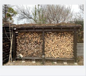花音の森ワークショップ草屋根作り